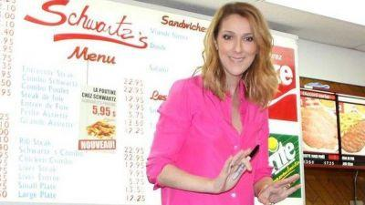 Céline Dion is Now in the Jewish Deli Business