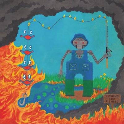 King Gizzard & The Lizard Wizard announce new album, Fishing for Fishies