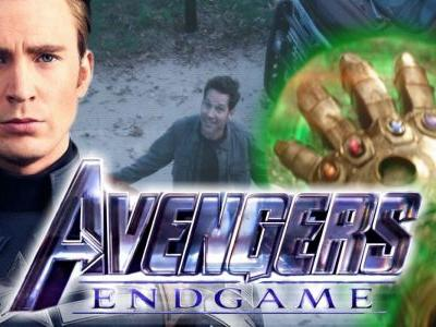 All The Time Travel Hints In The Avengers: Endgame Trailer