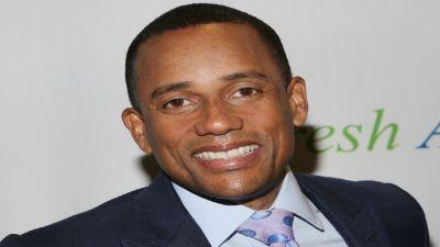 """Hill Harper Adopted A Son: """"I Really Felt Like It Was God Telling Me To Do It"""""""