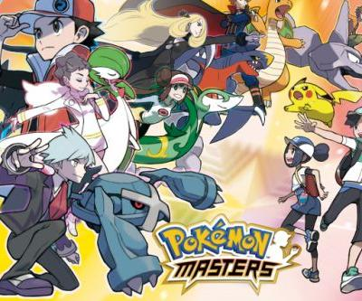 Pokemon Masters Announced for Smartphones