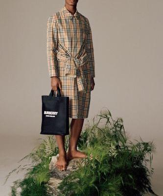 Burberry Goes Sustainable with ReBurberry Edit