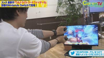 A much better look at Ultra Street Fighter II's first-person mode