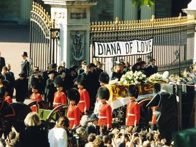 The Real Reason Princess Diana Had a Public Funeral