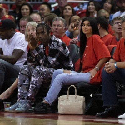 Kylie Jenner Pregnant With First Child; Rapper Travis Scott The Father