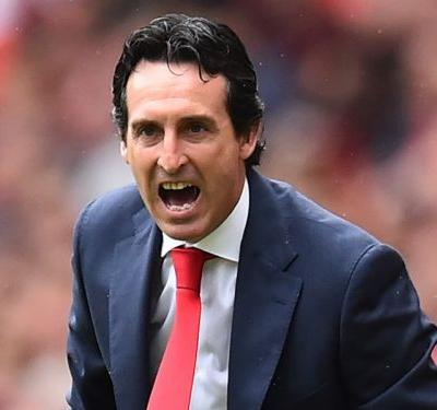 Emery vows to continue play from the back style at Arsenal despite ex-player digs