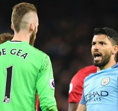 Aguero: My best friend in England is Man Utd rival De Gea