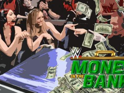 WWE Money In The Bank PPV: Live Updated Match Card Results