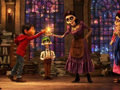 Coco Holds Off Justice League At Thanksgiving Day Box Office