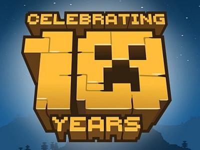 It's Minecraft's 10th Anniversary! Minecraft Earth Is on the Way