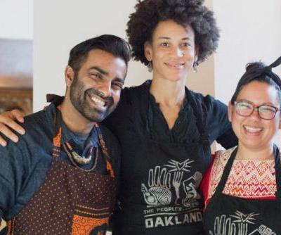 People's Kitchen Collective is Feeding and Fueling a Movement