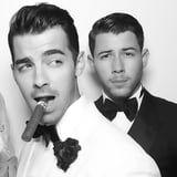 Joe Jonas Transforms Into 007 For His James Bond-Themed Birthday Bash - See the Pictures!