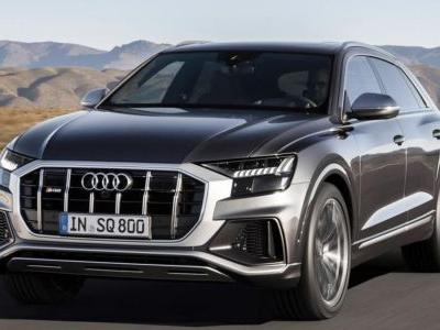 The New Audi SQ8 Has A 429bhp, 664lb ft V8 Diesel Engine
