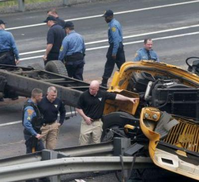 Multiple People Dead in 'Horrific' School Bus Collision in New Jersey: The Latest