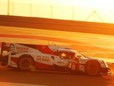 Toyota Denies Porsche One Last Win In Bahrain Despite Toyota Driver Breaking A Toe