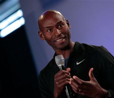 43-year-old Bernard Lagat chasing U.S. masters record in his marathon debut in New York