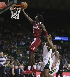 Kegler, Mason help Baylor in SEC/Big 12 over Alabama, 73-68