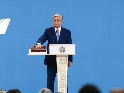 New Kazakh president inaugurated, will emulate predecessor