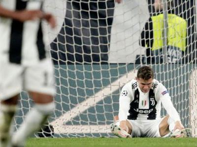 Juventus have been in danger of collapse all season long. Against Ajax, it happened