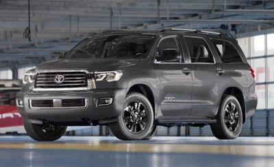 2018 Toyota Sequoia: Fresh Styling and New Safety Stuff for the SUV That's As Old As the Trees