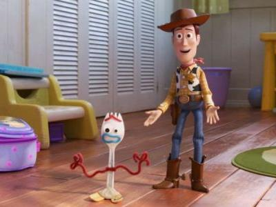 Playtime is Over in the New Toy Story 4 Trailer