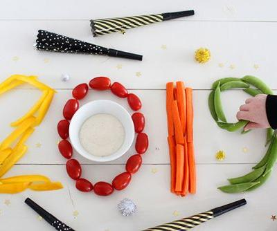 Healthy New Years Eve Appetizers for Kids