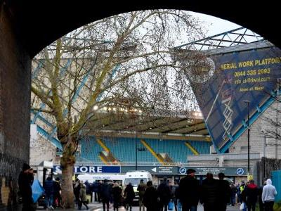 Millwall-Everton FA Cup match marred by man slashed in face pre-match