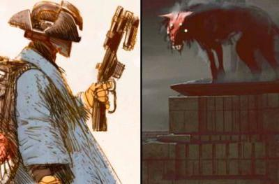 The Rise of Skywalker Concept Art Reveals Space Wolves and a New