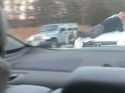 Man Clings to the Hood of Alleged Assaulter in Mass Pike Road Rage Incident, Ends With Driver Held at Gunpoint