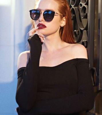 Madelaine Petsch on Her Everyday Vegan Diet and Surprising Travel Hack