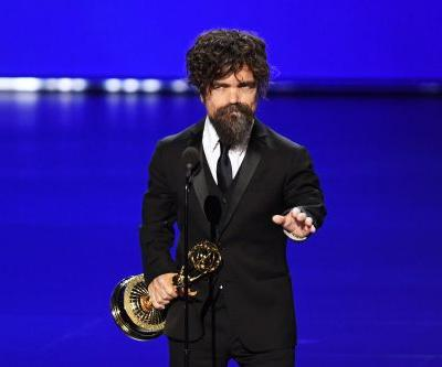 Peter Dinklage Had a Message For the Game of Thrones Cast in His Bleeped Emmys Speech