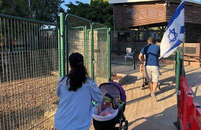Parks in Israeli city open up to Arabs as court rules against ban on 'non-residents'