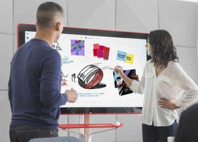Google Starts Selling Its Jamboard Interactive Digital Whiteboard For $5000