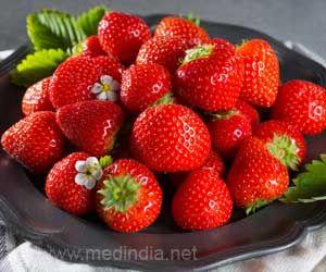 Inflammatory Bowel Disease Symptoms can be Reduced by Consuming Strawberries