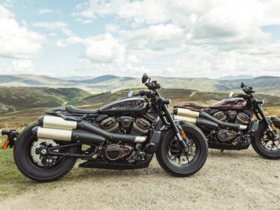 The Harley-Davidson Sportster S Injects Muscle Into A Small Frame