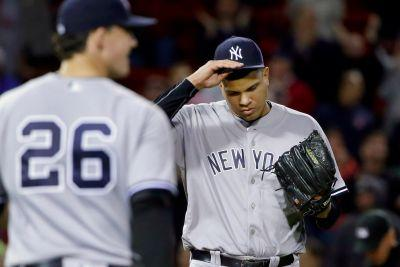 There's bad blood between Dellin Betances and Yankees