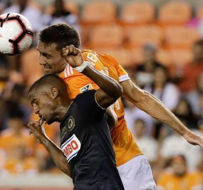 Houston Dynamo win US Open Cup title, beating Union 3-0