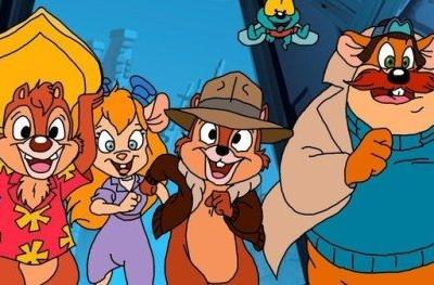 Chip 'n Dale: Rescue Rangers Movie Gets Lonely