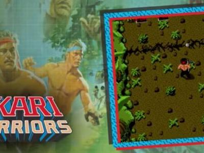 Nintendo Switch getting classic SNK arcade games, including Ikari Warriors