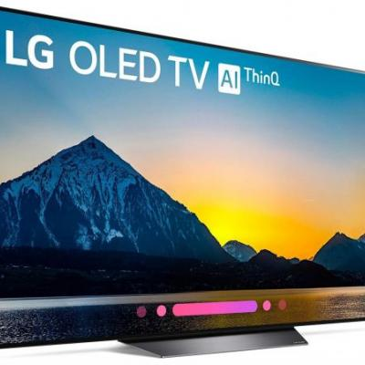 LG Discounts Its 4K OLED TVs To Its 'Best Price Ever'