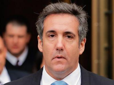 Bombshell report claims Ukraine paid Michael Cohen $400,000 for access to Trump - then pumped the brakes on their Manafort investigation