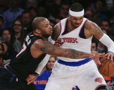 New York Knicks sought Tristan Thompson for Carmelo Anthony, Cavaliers rebuffed