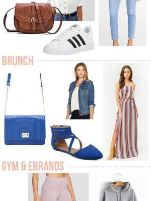 Sunday Outfit Inspo: Casual Plans, Brunch & Errands