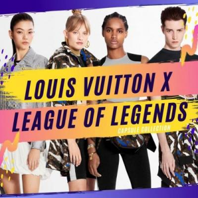 Louis Vuitton x League of Legends Collection