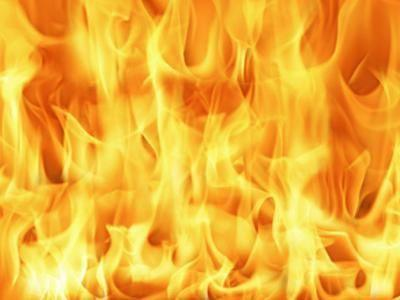 Lucky break: Man uses cast on his arm to help save neighbor from fire