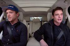 Watch 'Rocketman' Co-Stars Taron Egerton & Richard Madden Take Apple Music's 'Carpool Karaoke' to London