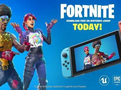 Fortnite, Paladins and other free-to-play games seemingly won't require Switch Online subscription