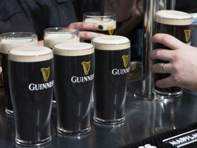Guinness Opens Its First U.S. Brewery In 64 Years