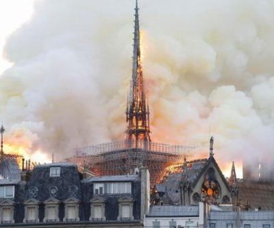 France Announces Competition to Redesign the Spire of Notre Dame