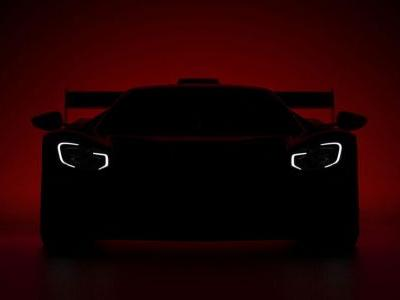 An Even More Hardcore Ford GT Supercar Is On The Way